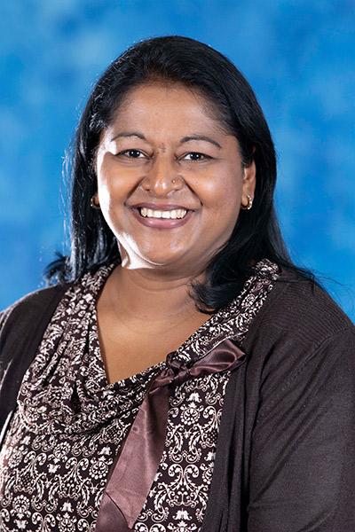 Ms A Ramkalawan